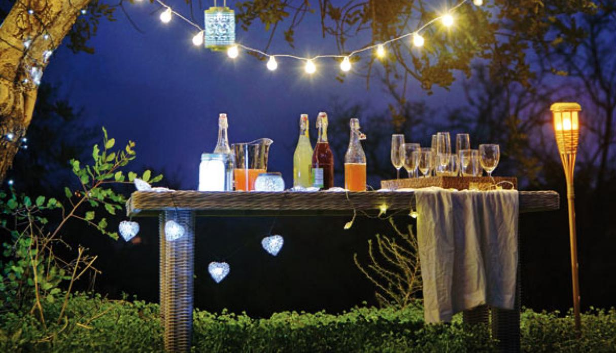 De fiesta ideas imperdibles para decorar el jard n foto - Ideas para decorar fiestas ...