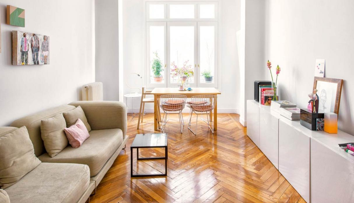 10 tips para decorar una sala peque a foto 1 de 6 casa for Como arreglar una casa pequena