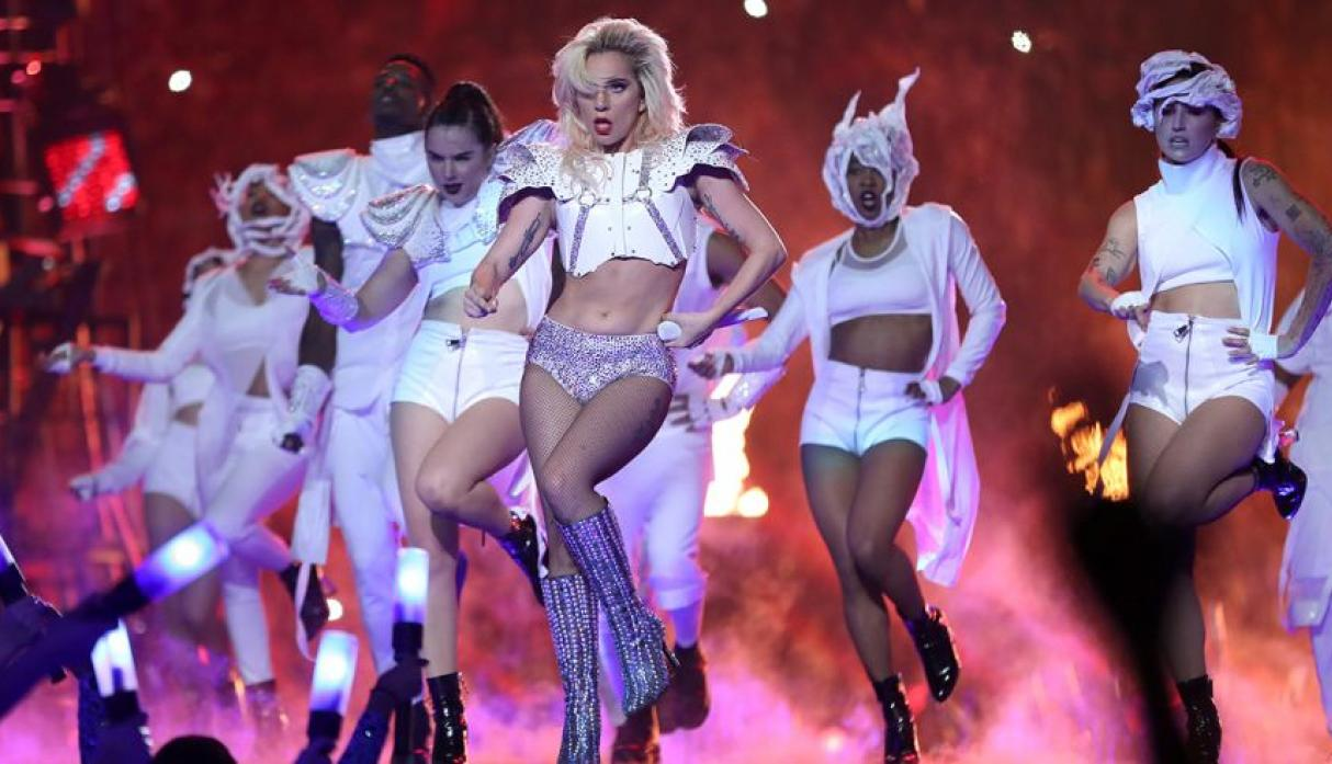Lady Gaga: ¿Se acobardó con Donald Trump en el Super Bowl? - 2