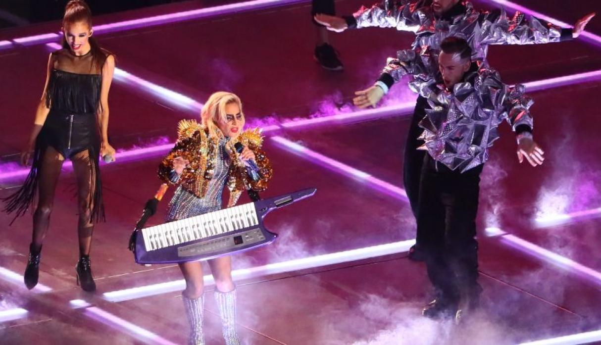 Lady Gaga: ¿Se acobardó con Donald Trump en el Super Bowl? - 3