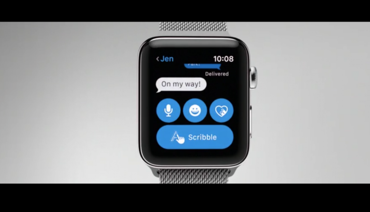 Apple Watch: la presentación del reloj inteligente [FOTOS] - 2