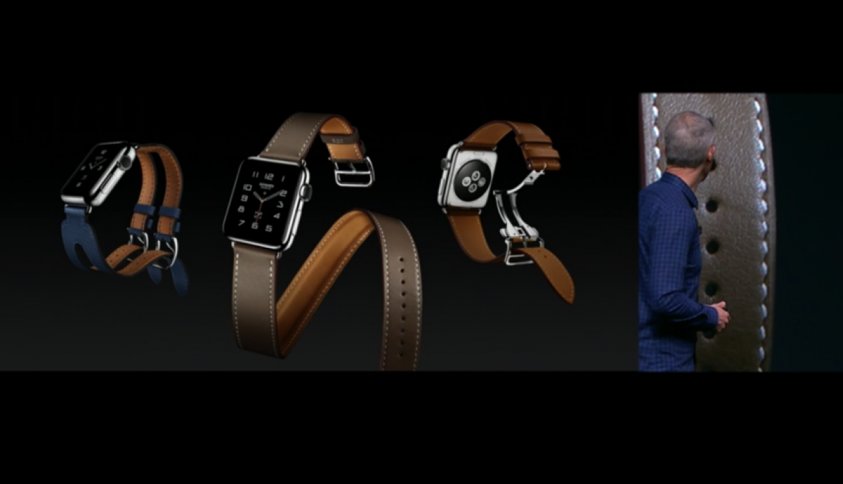 Apple Watch: la presentación del reloj inteligente [FOTOS] - 9