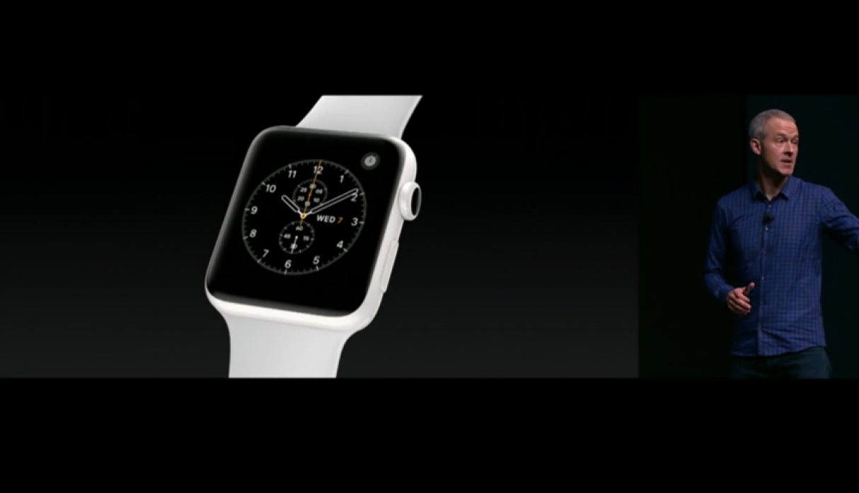 Apple Watch: la presentación del reloj inteligente [FOTOS] - 12