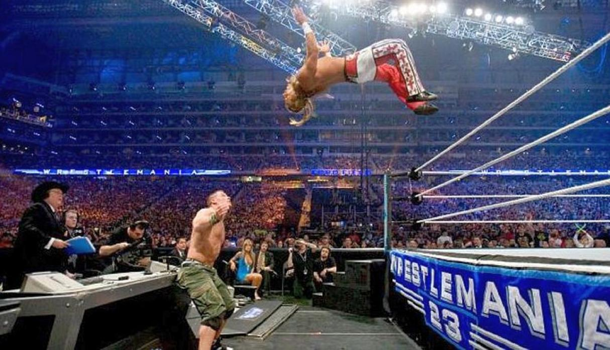 WWE: las superestrellas que ganaron en WrestleMania [FOTOS] - 23