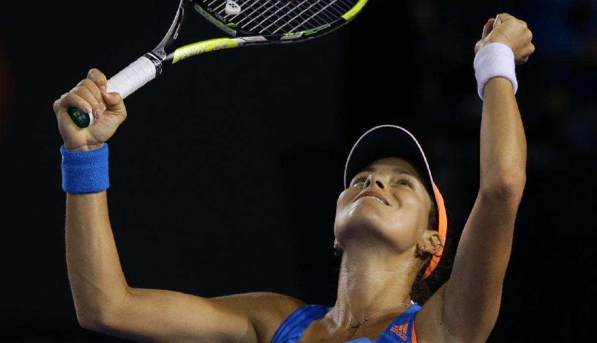 Ana Ivanovic, la bella serbia que eliminó a Williams - 3