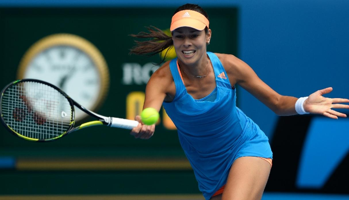 Ana Ivanovic, la bella serbia que eliminó a Williams - 4