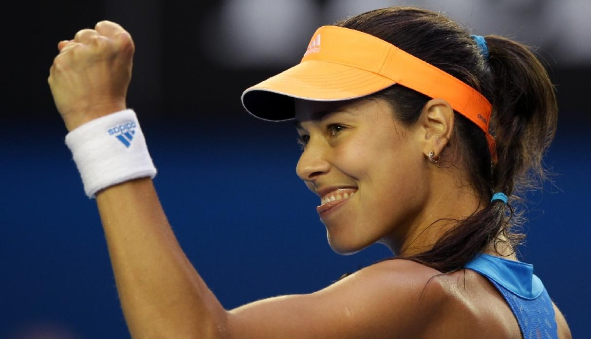 Ana Ivanovic, la bella serbia que eliminó a Williams - 5