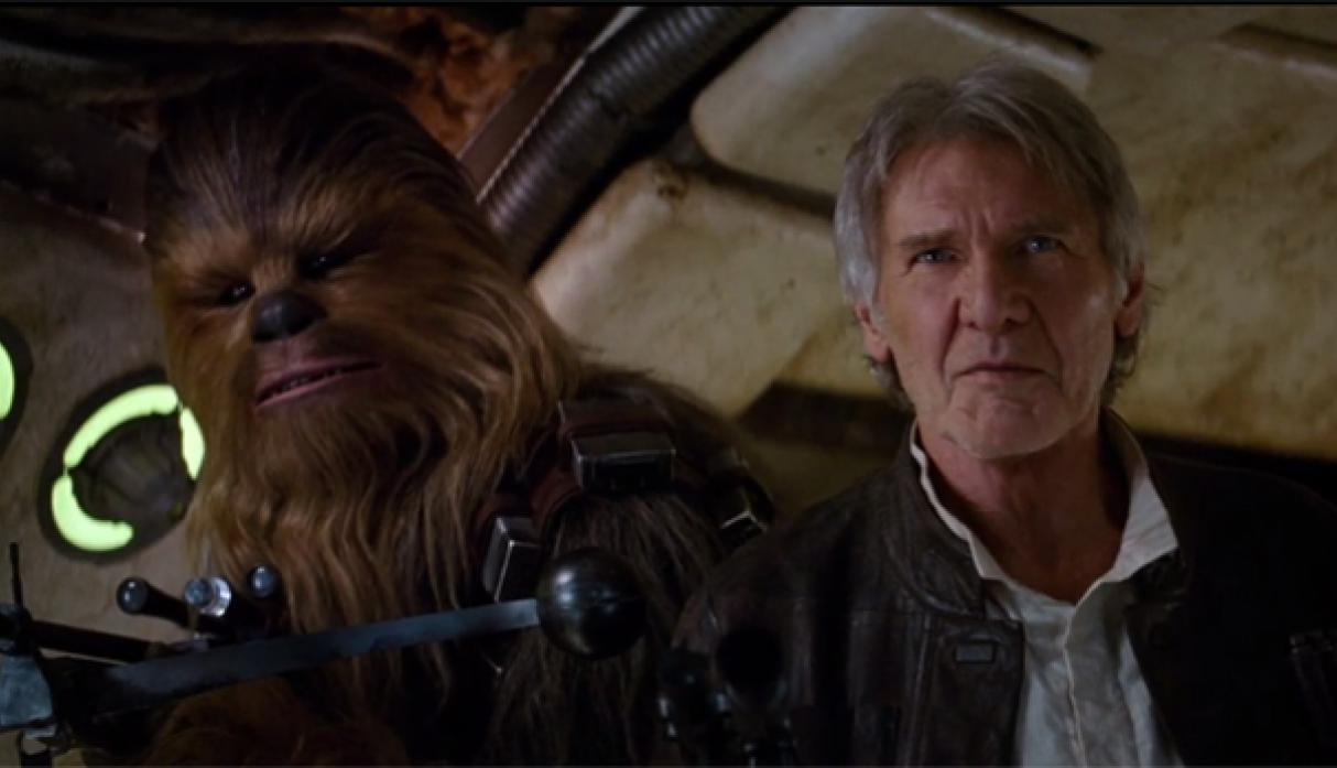 """Star Wars"": nuevo teaser de ""The Force Awakens"" con Han Solo"