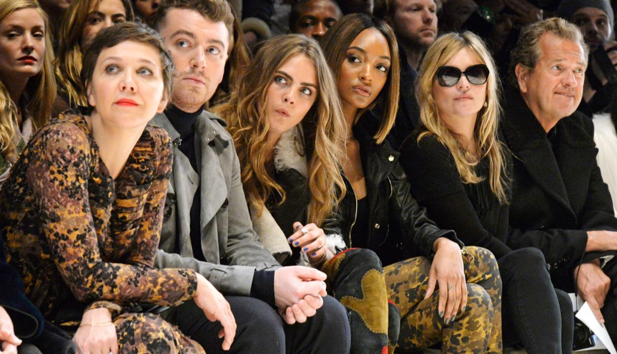 Burberry apuesta por estilo bohemio en Fashion Week de Londres - 1