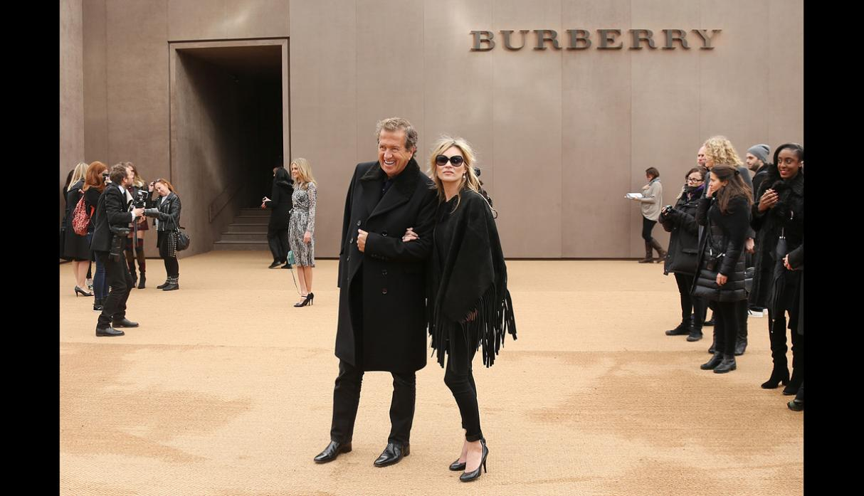 Burberry apuesta por estilo bohemio en Fashion Week de Londres - 7