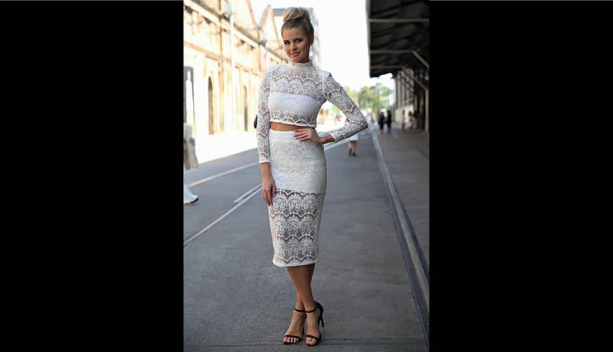 Tendencia All White: las claves para lucirte en blanco total - 2