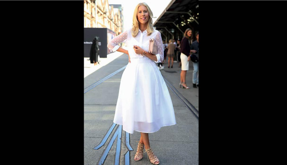 Tendencia All White: las claves para lucirte en blanco total - 3