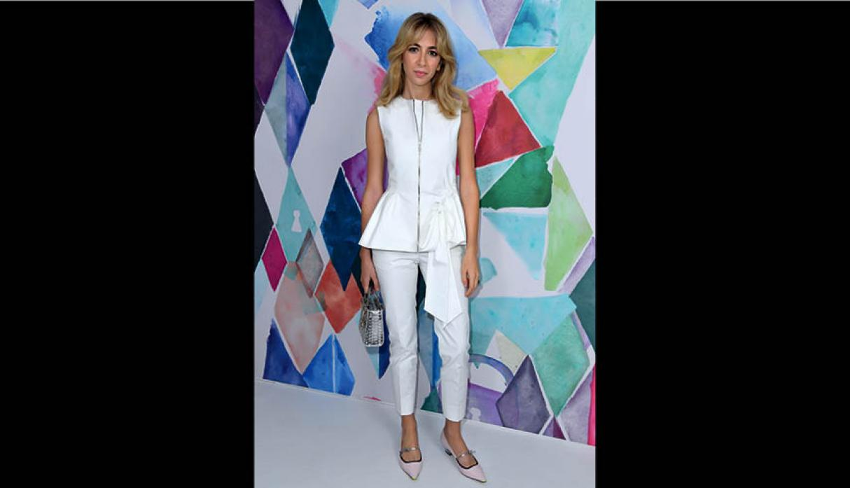 Tendencia All White: las claves para lucirte en blanco total - 5