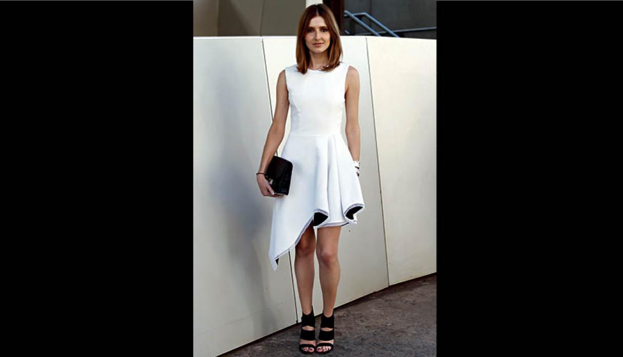 Tendencia All White: las claves para lucirte en blanco total - 6