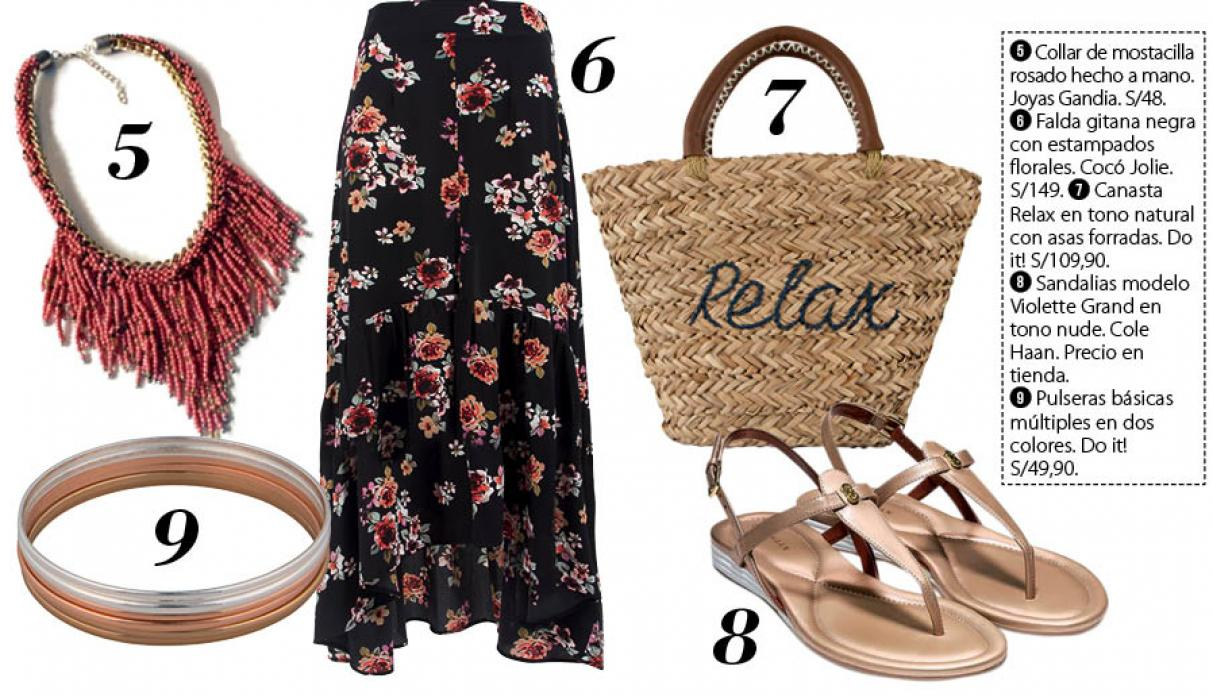 Boho chic: Ideas para llevar este estilo fashion - 9