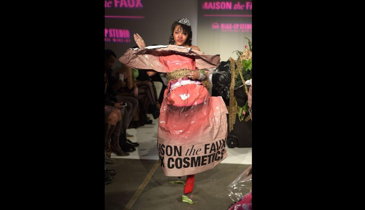 Las propuestas más extravagantes del New York Fashion Week - 5