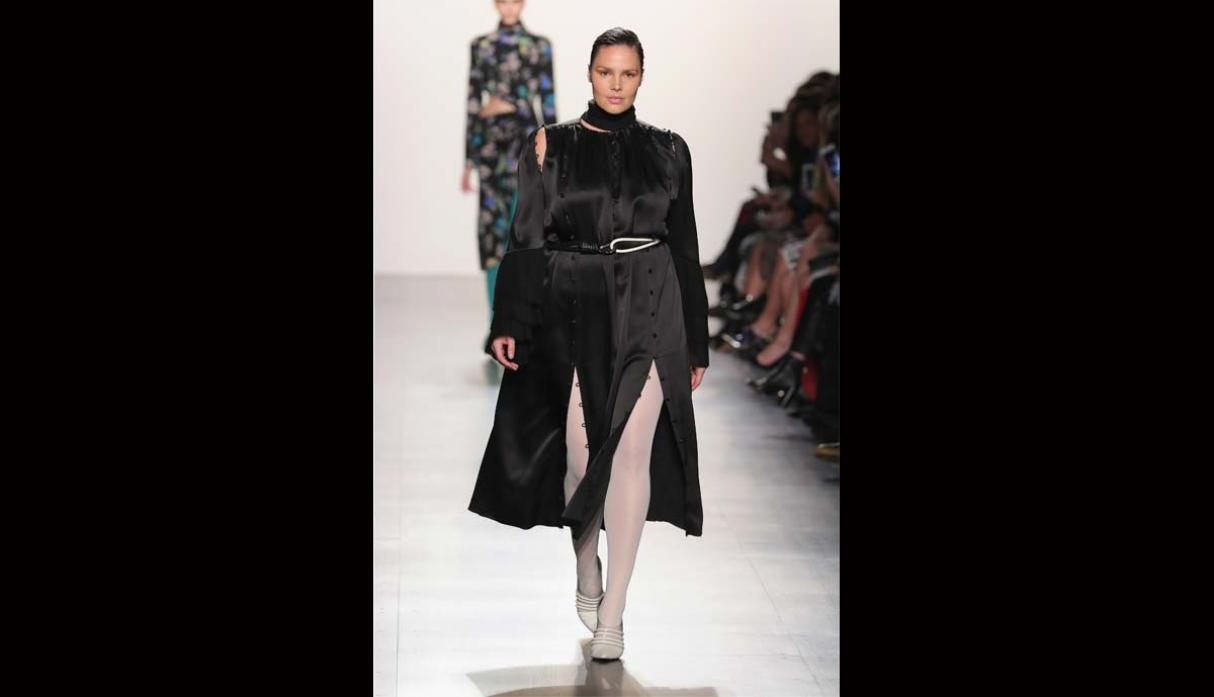 Modelos plus size rompen estereotipos en New York Fashion Week - 2