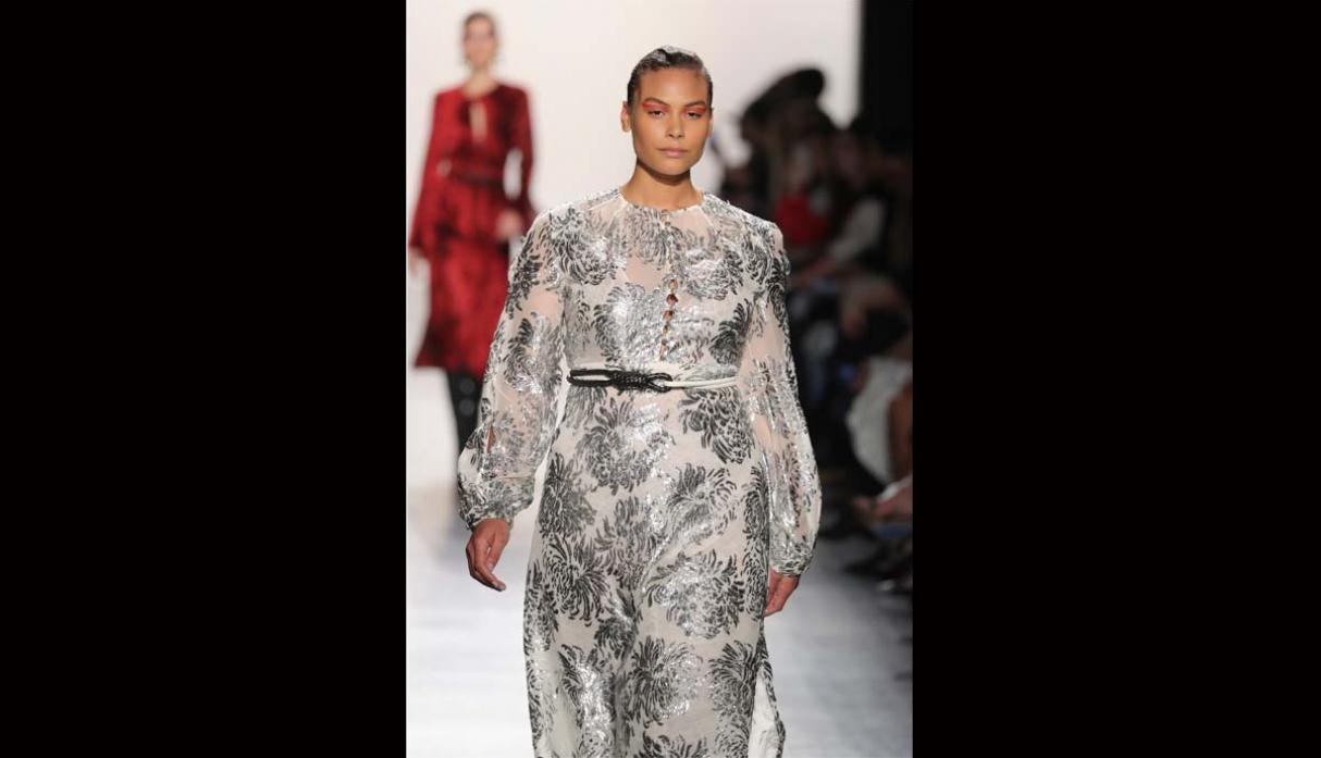 Modelos plus size rompen estereotipos en New York Fashion Week - 4