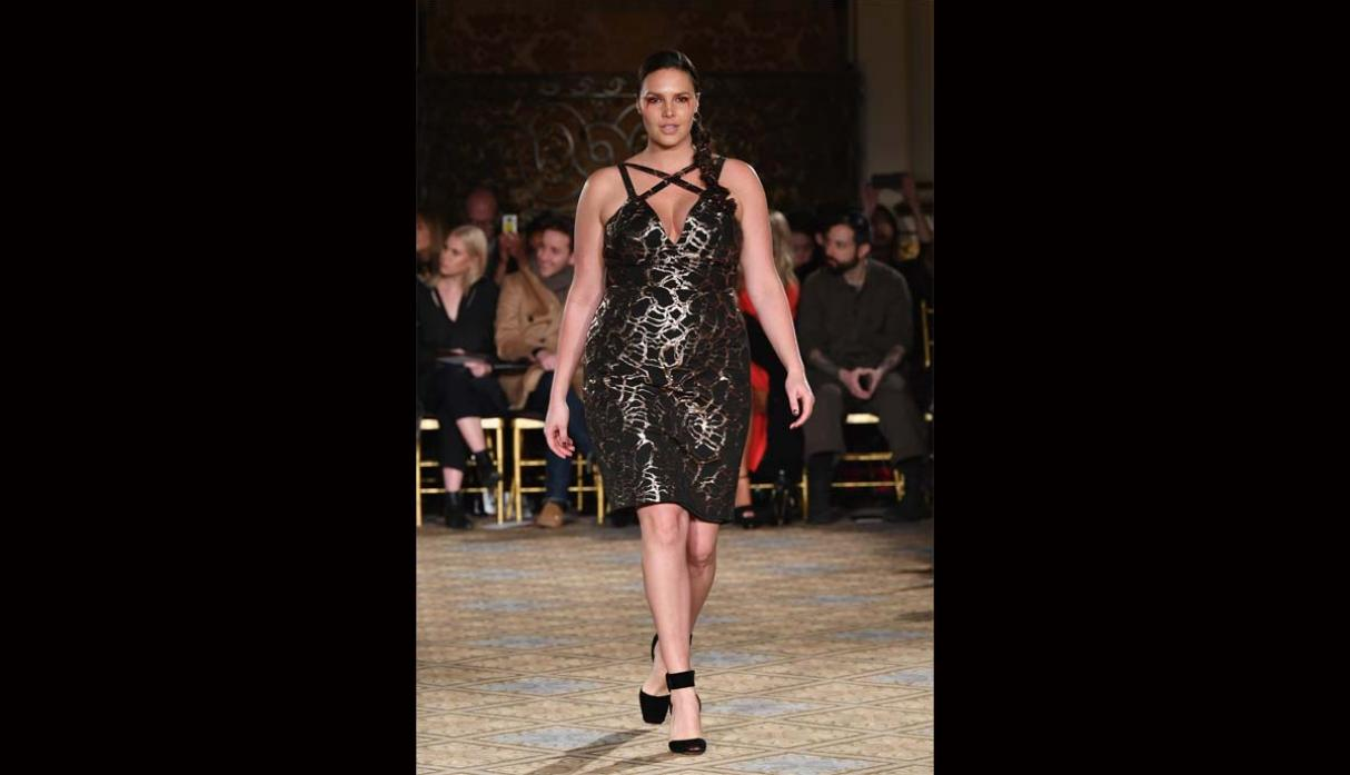 Modelos plus size rompen estereotipos en New York Fashion Week - 7