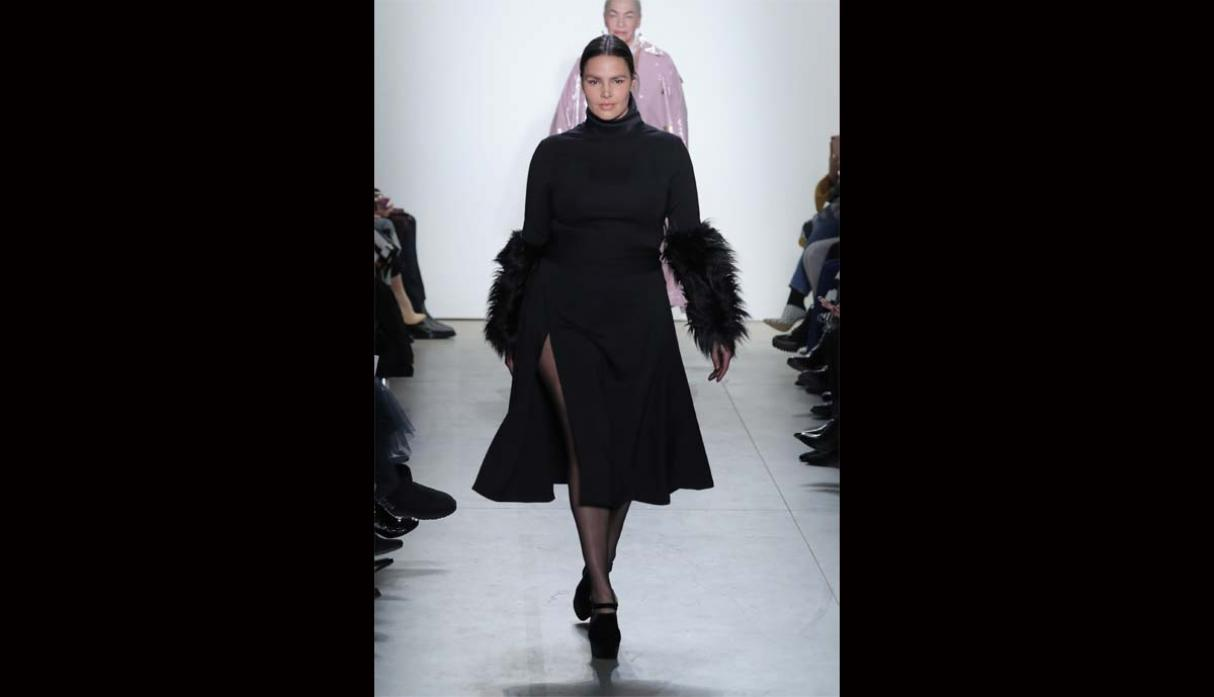 Modelos plus size rompen estereotipos en New York Fashion Week - 11