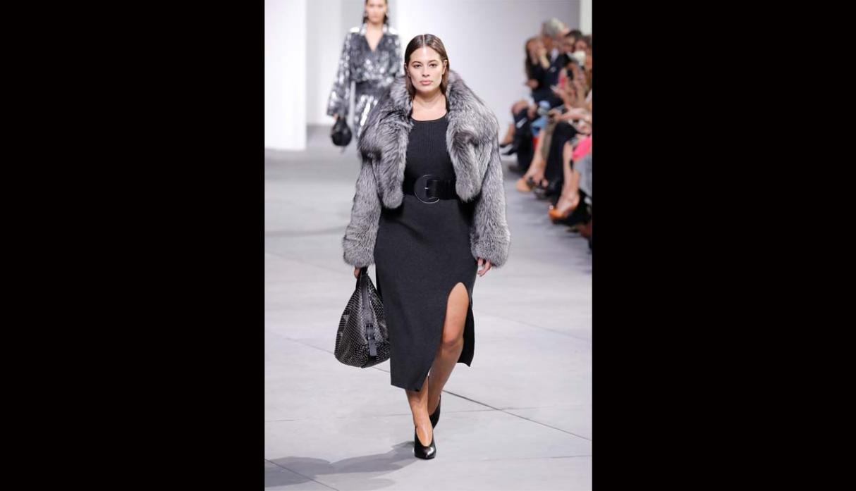 Modelos plus size rompen estereotipos en New York Fashion Week - 12