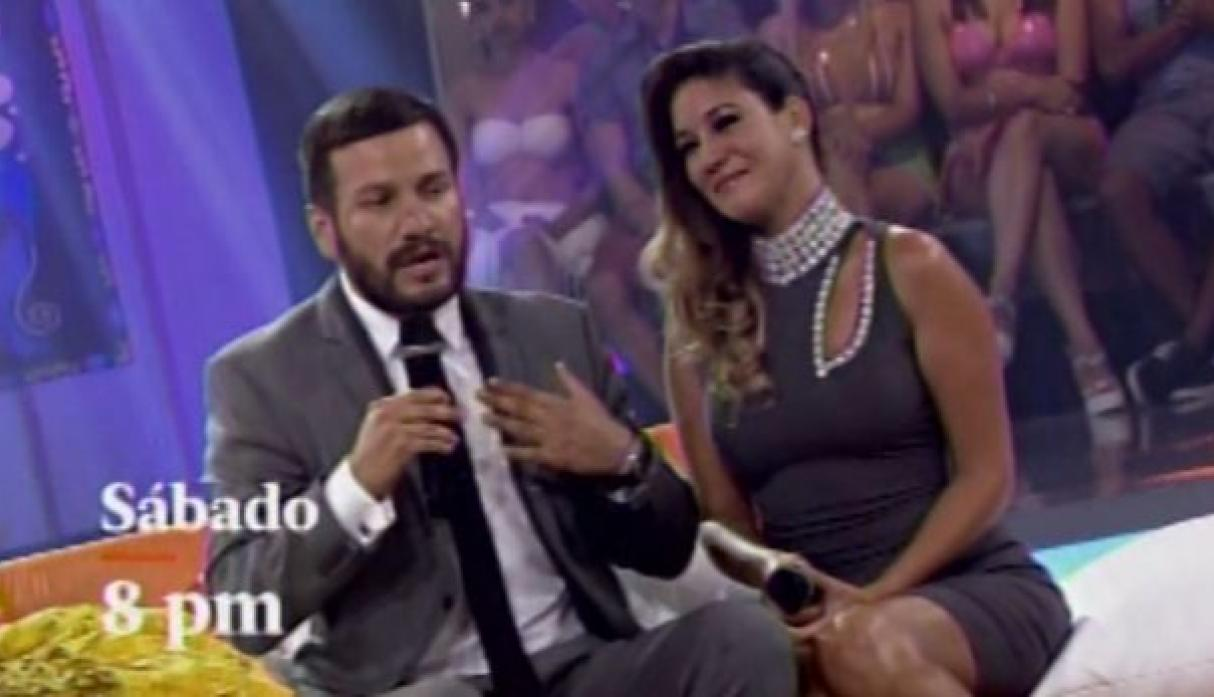 "Miguel Hidalgo Jr.: ""Quiero casarme con Tilsa Lozano"" [VIDEO]"