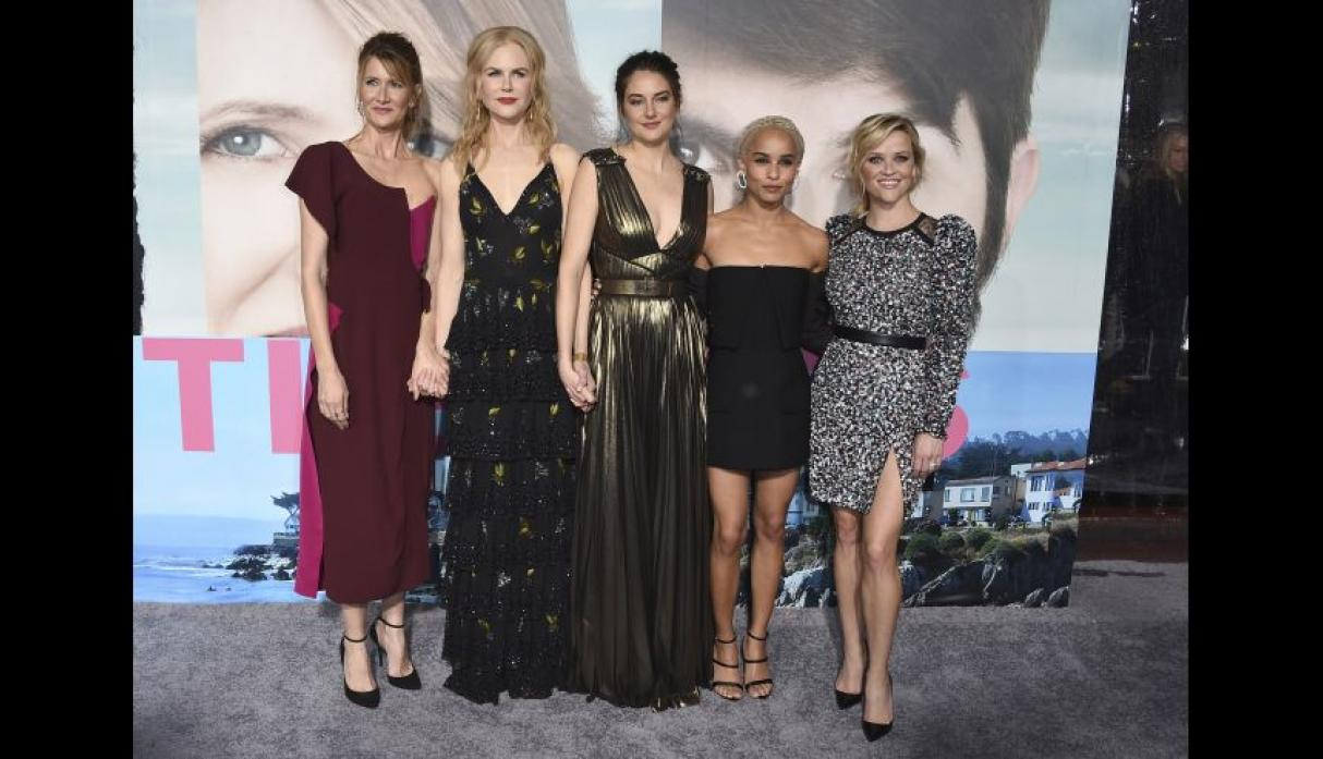 Nicole Kidman y Reese Witherspoon, figuras de Big Little Lies - 23