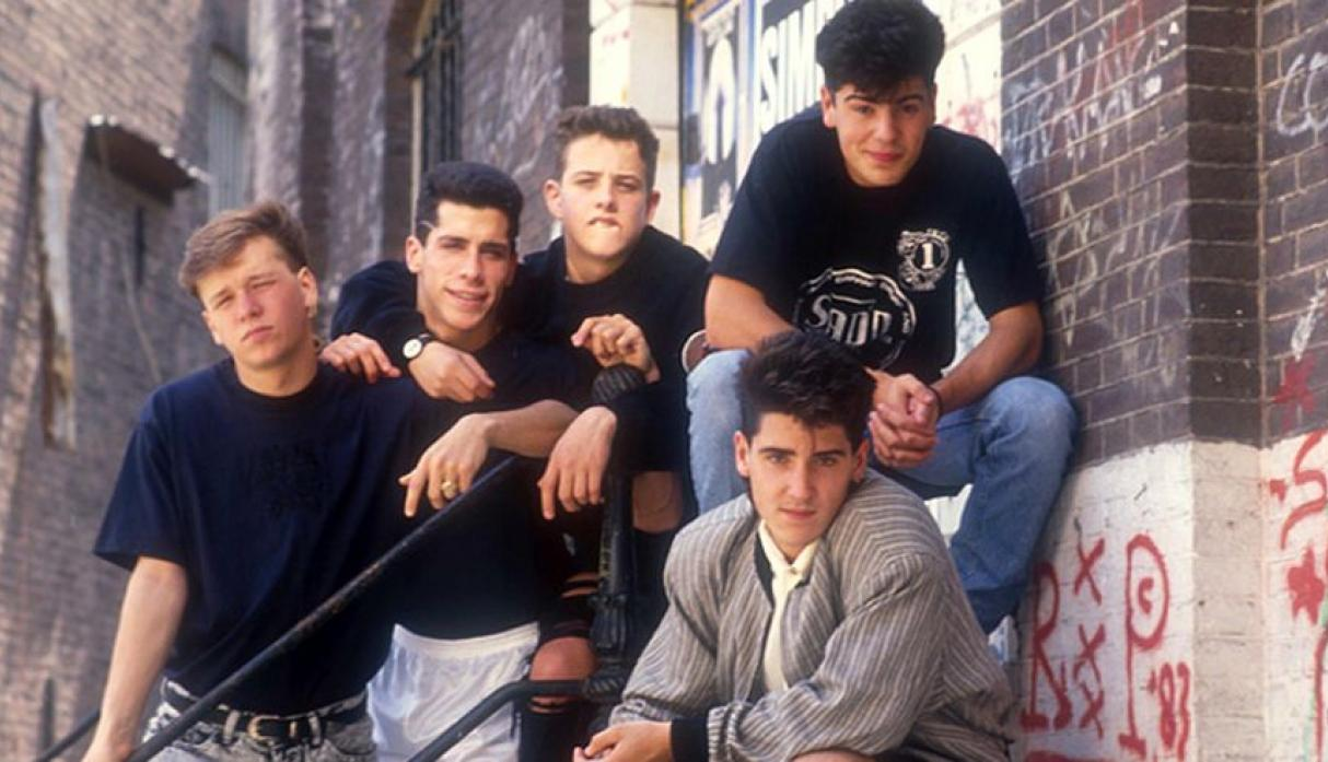 "american boybands nkotb and nsync essay  to express interest in boy bands like the backstreet boys and nsync   whose big international hit, ""when the lights go out,"" introduced us."