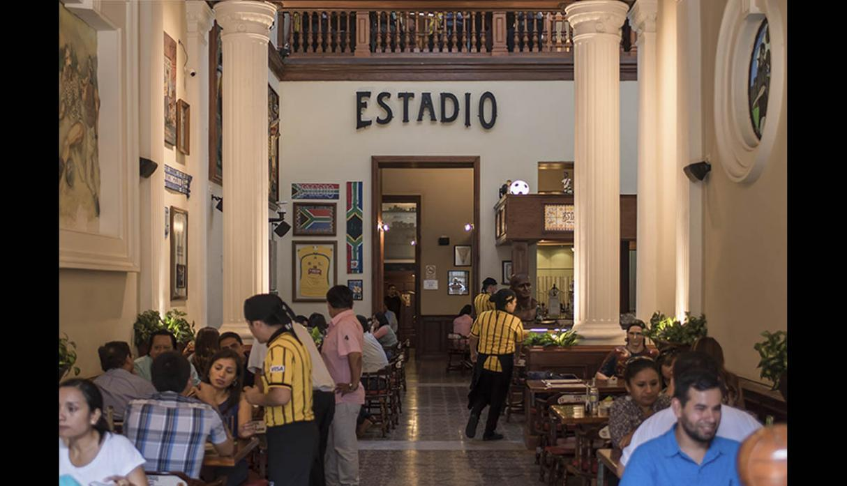 Estadio Fútbol Club, Centro de Lima