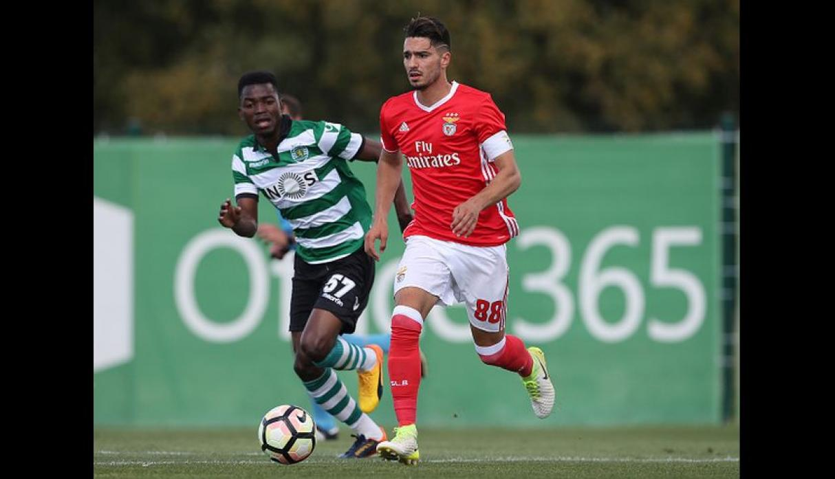 Pedro Rodrigues (Portugal):es titular indiscutible en el Benfica B. (Foto: Getty Images)