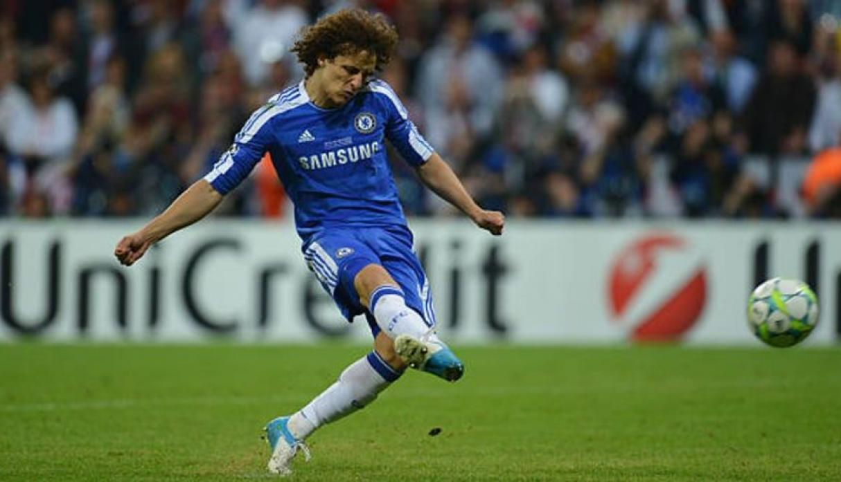 David Luiz. (Foto: Getty Images)