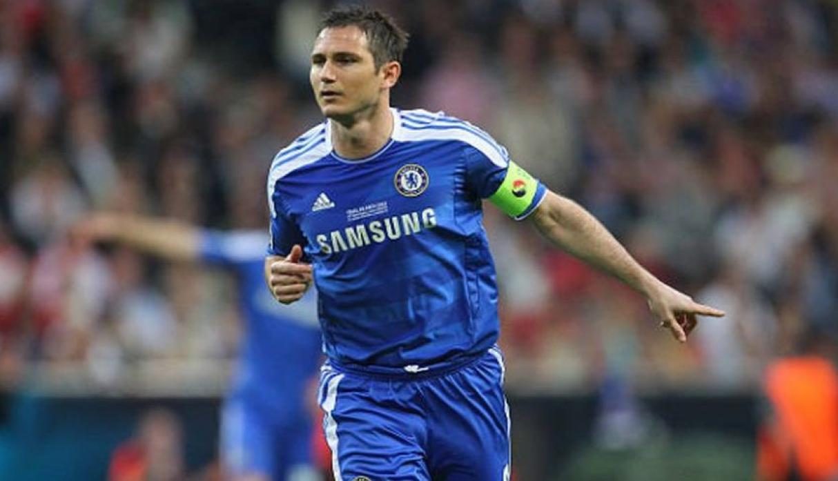 Frank Lampard. (Foto: Getty Images)