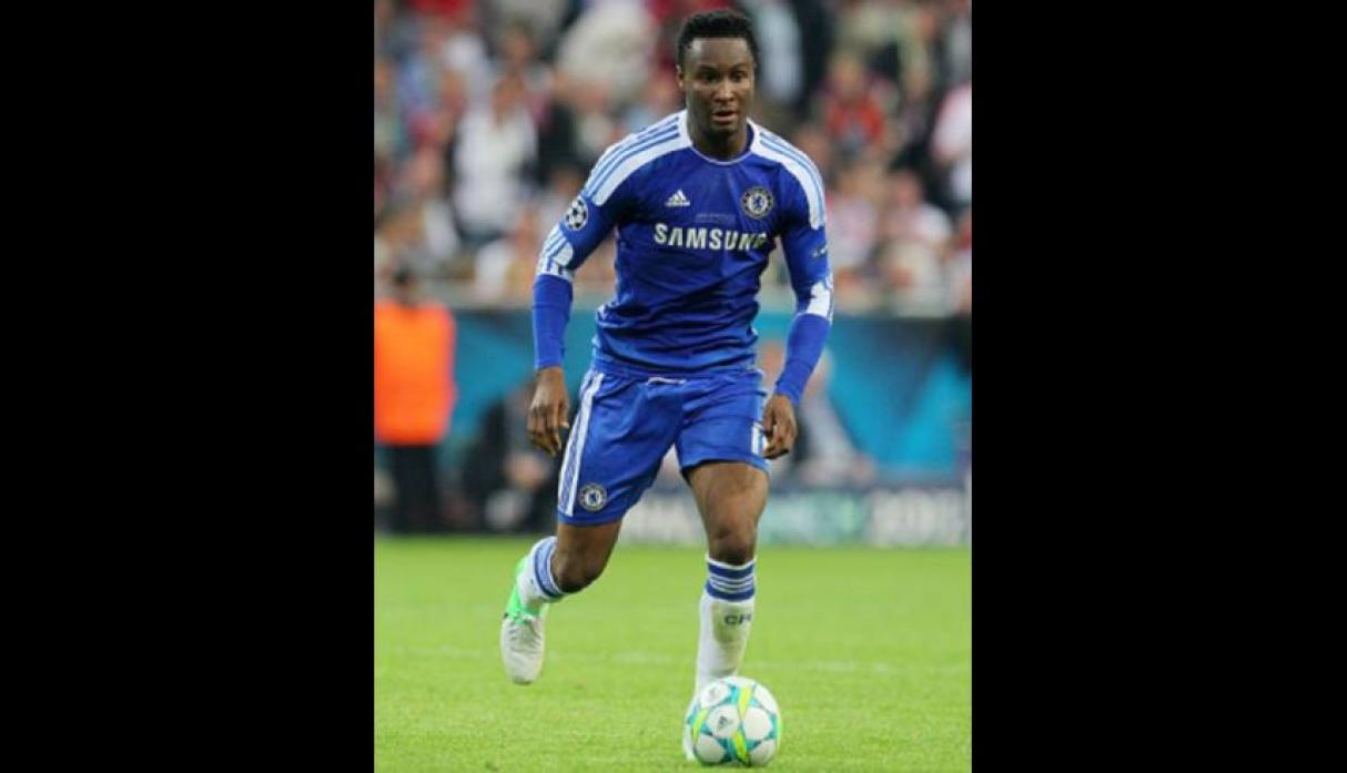John Obi Mikel. (Foto: Getty Images)