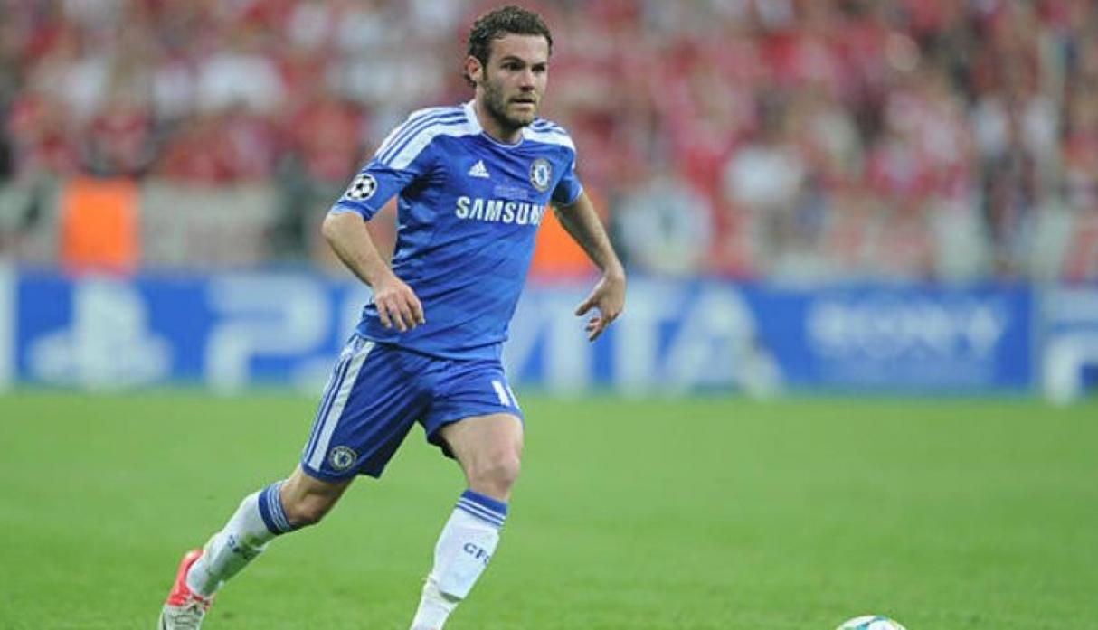 Juan Mata. (Foto: Getty Images)