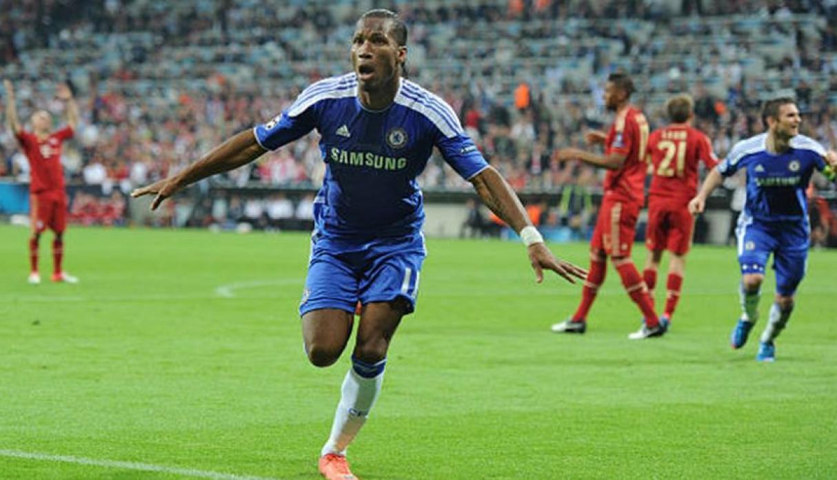 Didier Drogba. (Foto: Getty Images)