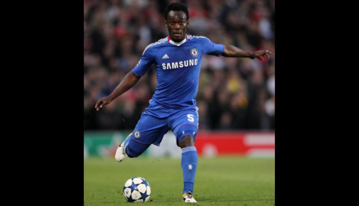 Michael Essien. (Foto: Getty Images)