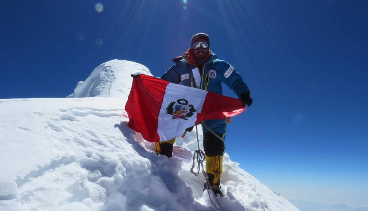 huaracino en el everest