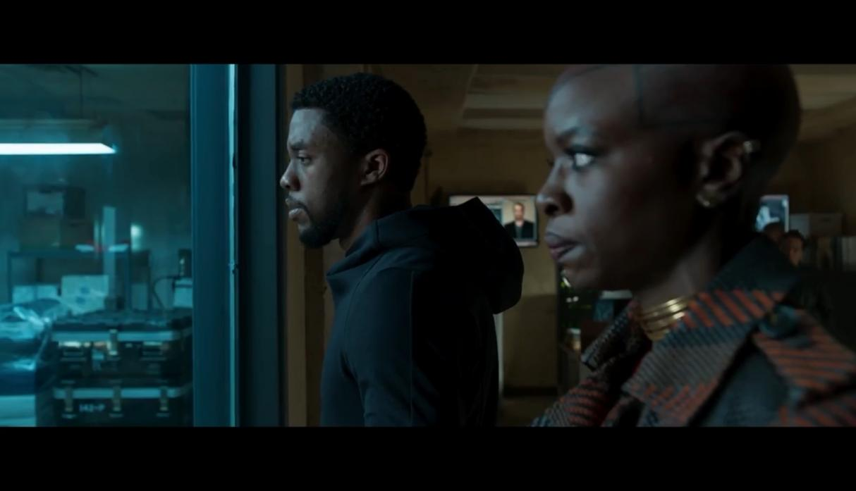 """Black Panther"": analizamos el primer adelanto en video ..."