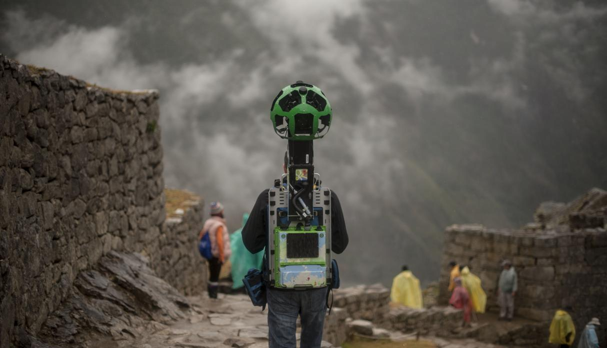 Google Street View Cusco