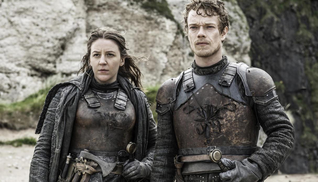 "Gemma Whelan en ""Game of Thrones""."
