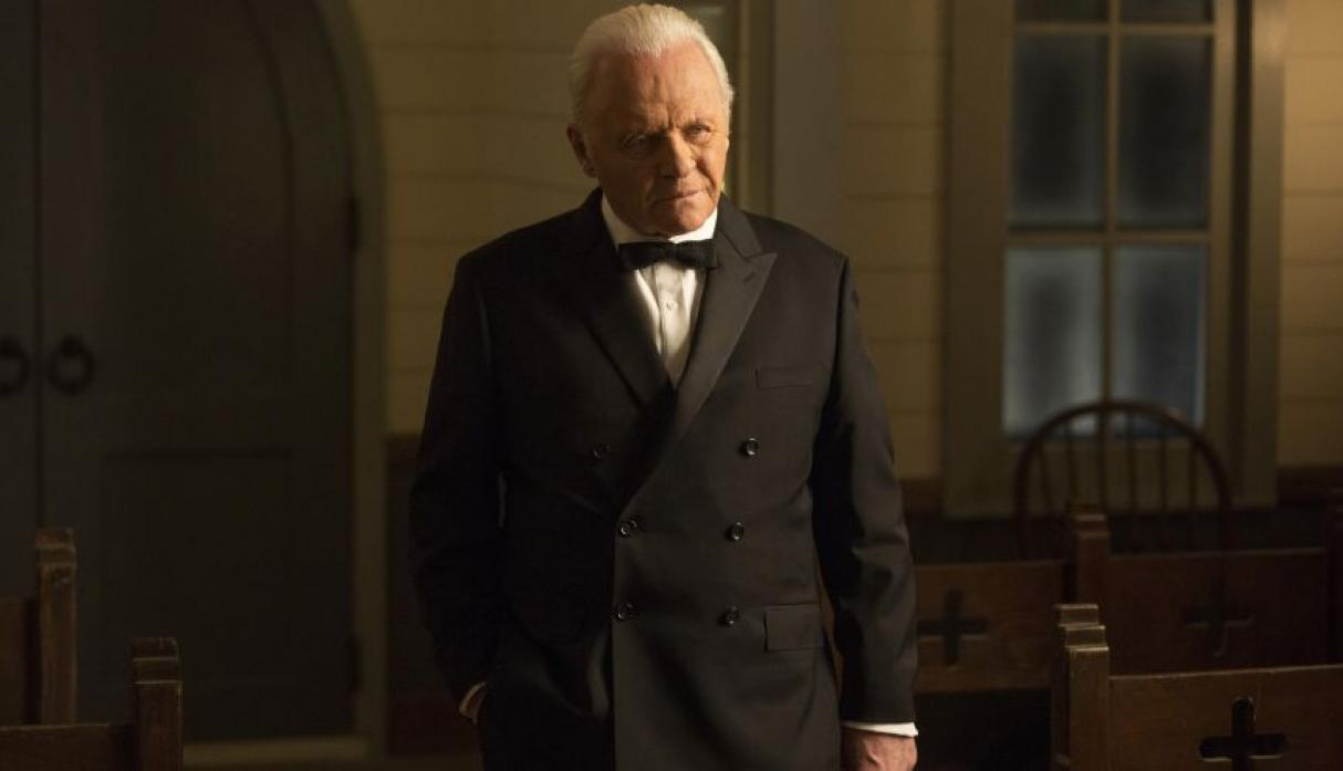 "Emmy 2017. Anthony Hopkins, nominado a Mejor actor principal dramático por ""Westworld"". (Foto: Agencias)"