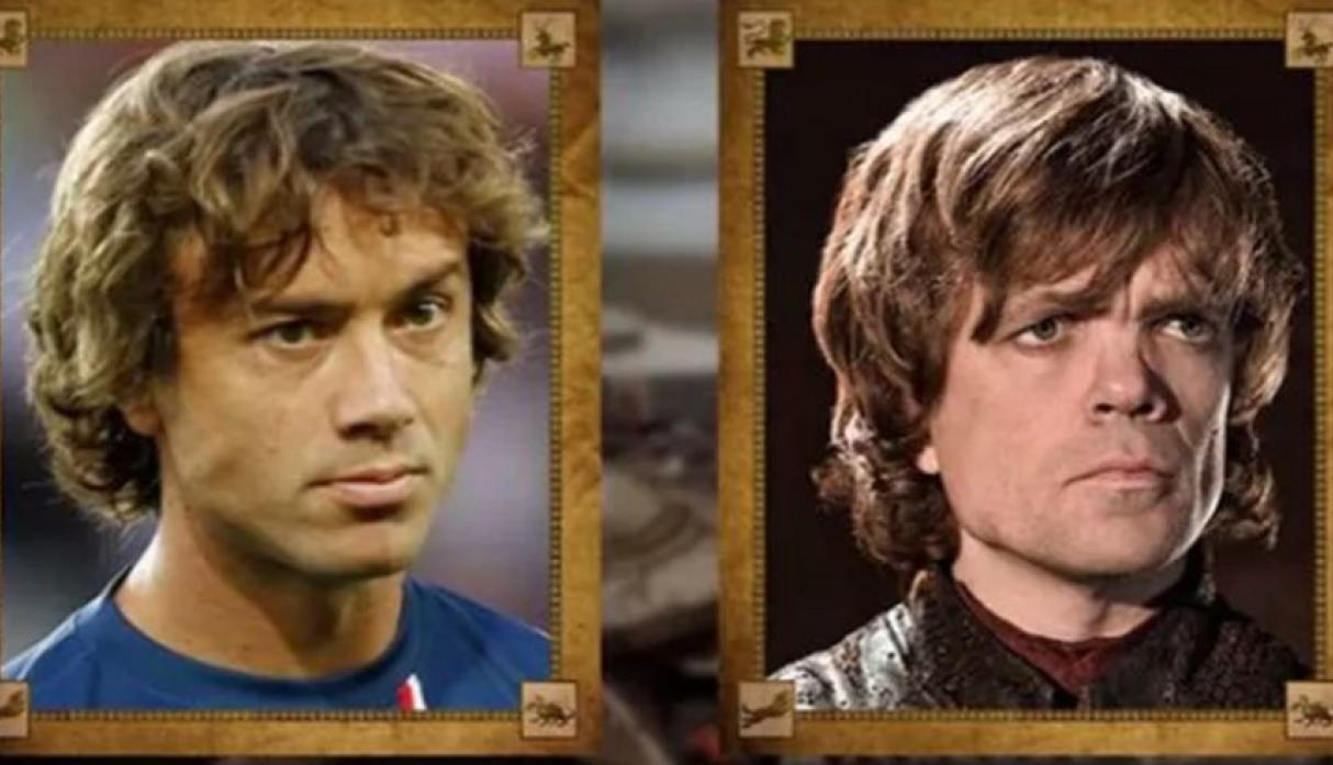 Diego Lugano – Tyrion Lannister