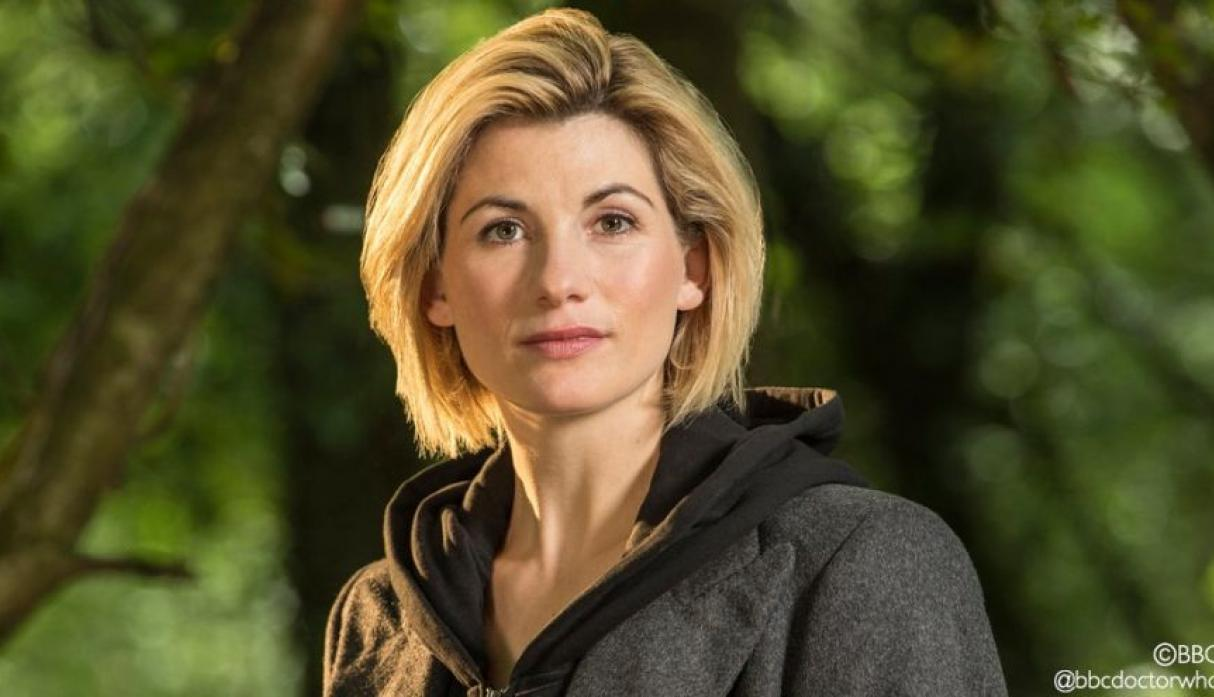 Primera 'Doctor Who' mujer, Jodie Whittaker — Furor en redes