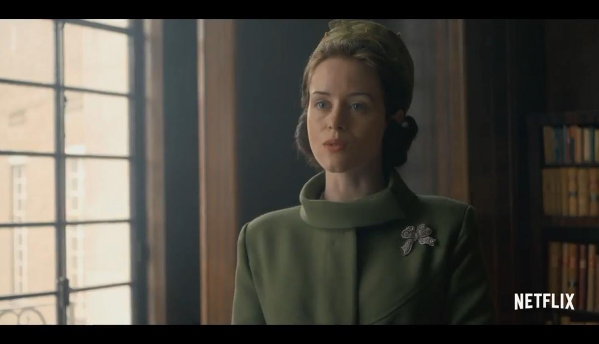 El imperio se cae en segunda temporada de The Crown