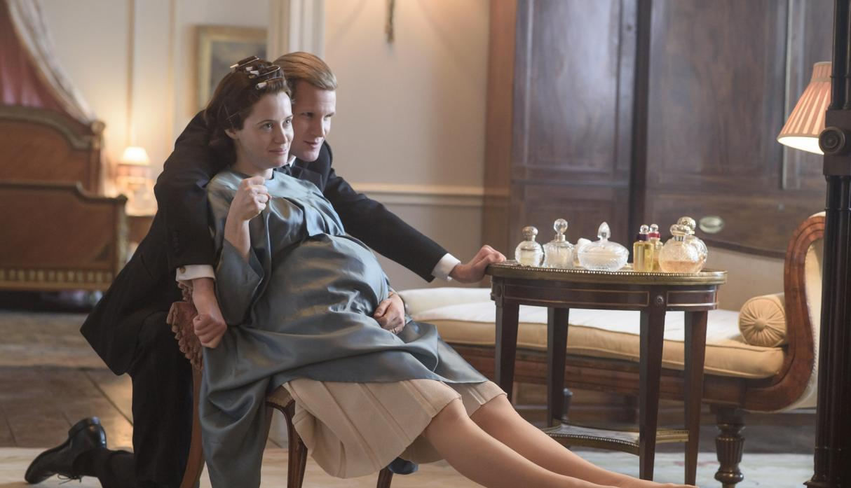 """The Crown"" revela fotos de su segunda temporada"