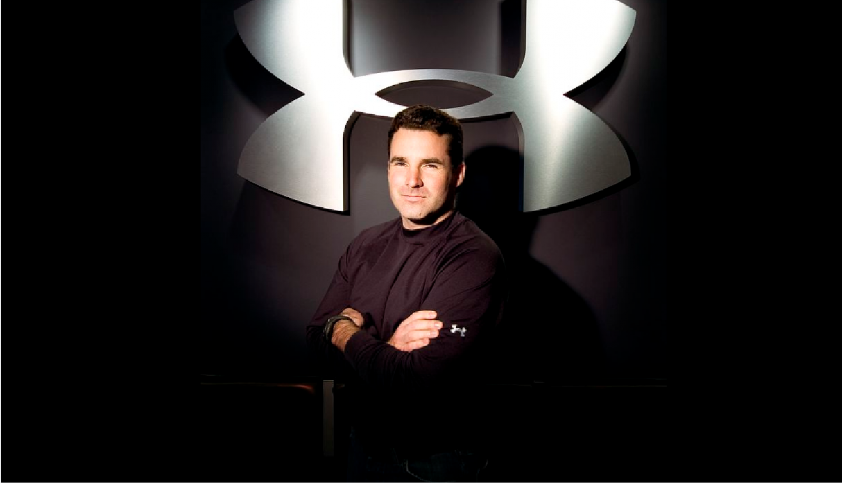 Under armour Kevin Plank