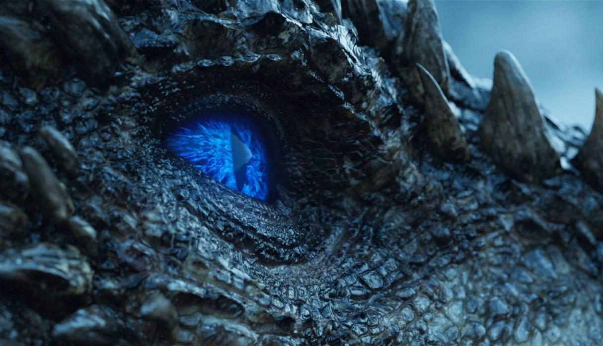 game of thrones - viserion