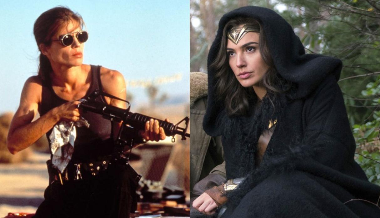 Para James Cameron, Wonder Woman es