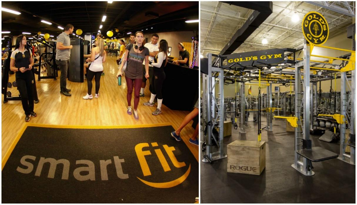 smart fit golds gym
