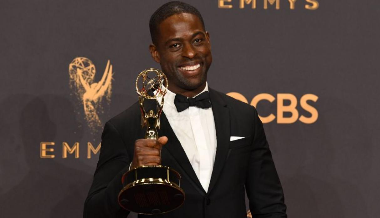 "Sterling K. Brown ganó como mejor actor dramático por su papel en el drama familiar ""This is Us"", su segunda estatuilla al hilo después de ganar en 2016 como mejor actor de reparto por ""American Crime Story"""